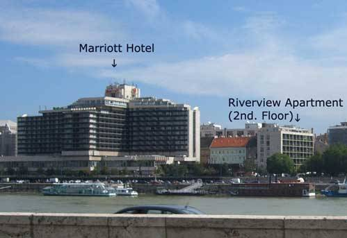 Riverview Apartment, Budapest, Hungary, Hungary hostels and hotels