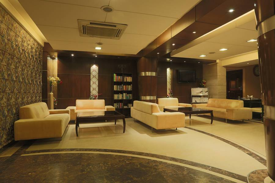 Airport Hotel Waves, New Delhi, India, online secure confirmed reservations in New Delhi