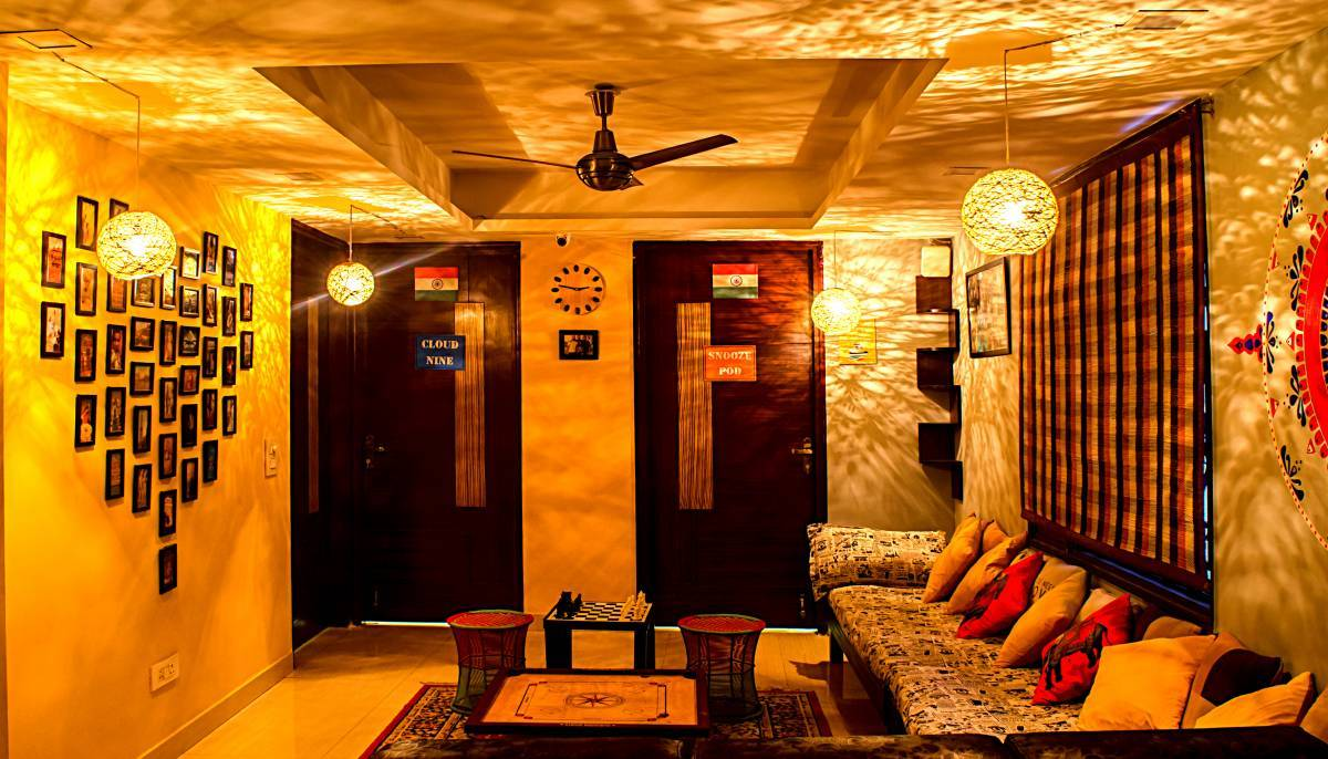 Amigos India, New Delhi, India, highly recommended travel hostels in New Delhi