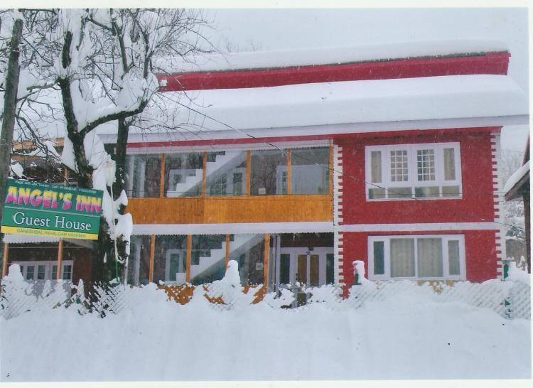 Angel's Inn Pahalgam, Pahalgam, India, India hostels en hotels