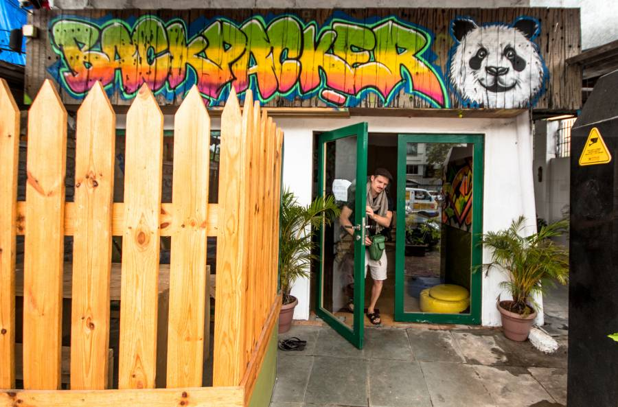 Backpacker Panda- Appetite, Mumbai, India, India hostels and hotels
