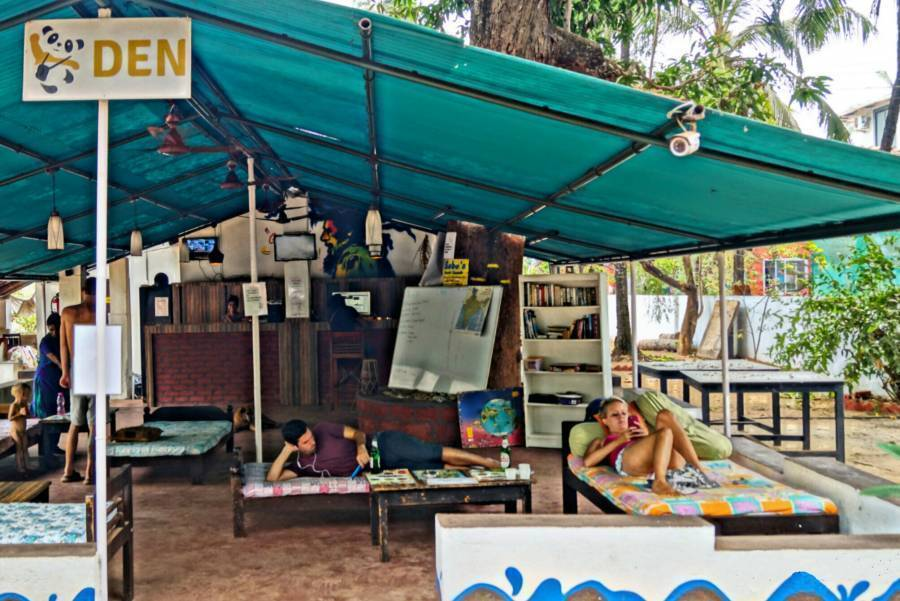 Backpacker Panda Goa, Candolim, India, best travel website for independent and small boutique hostels in Candolim