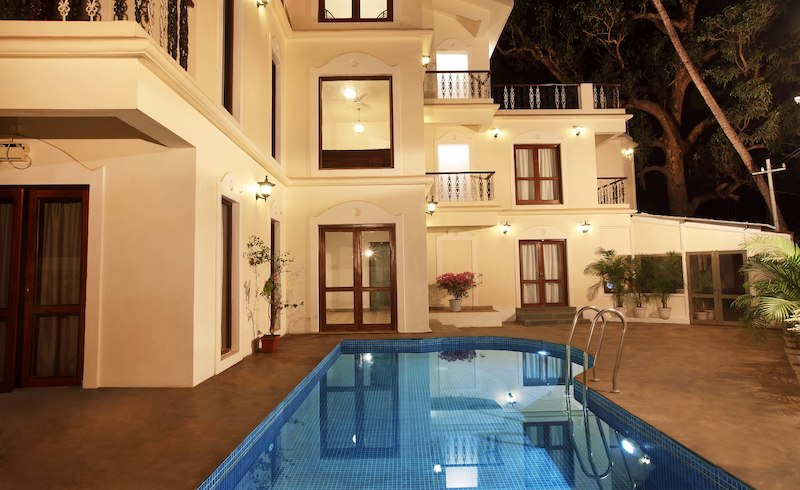 Bay Luxe, Anjuna, India, India hostels and hotels