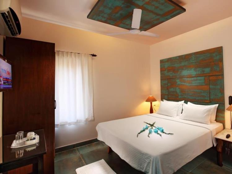 Bay Luxe, Anjuna, India, best travel website for independent and small boutique hostels in Anjuna