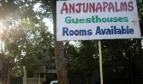 Anjunapalms Guesthouses - Search available rooms and beds for hostel and hotel reservations in Anjuna, cheap hostels 33 photos