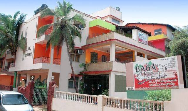 Baga Residency - Get cheap hostel rates and check availability in Calangute 8 photos