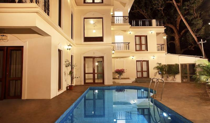 Bay Luxe - Search for free rooms and guaranteed low rates in Anjuna 2 photos
