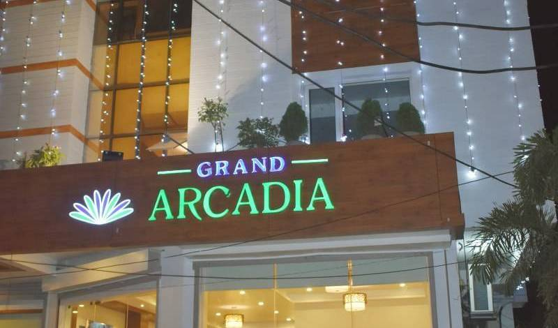 Grand Arcadia - Get cheap hostel rates and check availability in Tiruchchirappalli 2 photos
