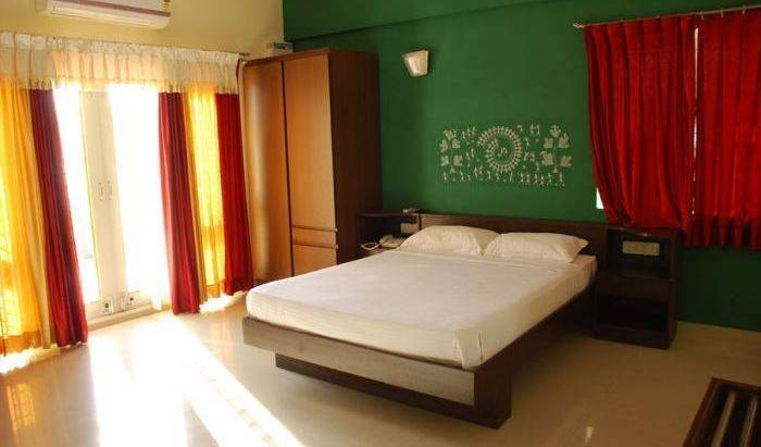 Greenpath Eco-friendly Serviced Apt - Search available rooms and beds for hostel and hotel reservations in Ulsoor 7 photos