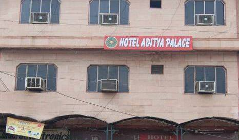 Hotel Aditya Palace -  Agra, bed & breakfasts in safe neighborhoods or districts in ?gra (Agra), India 27 photos