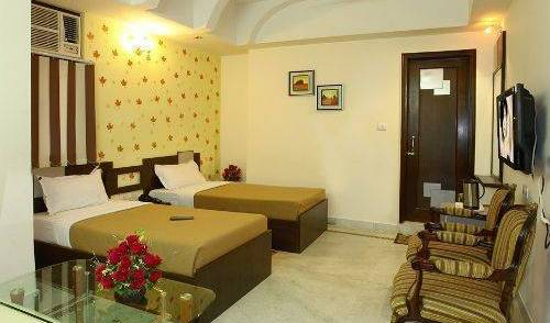 Hotel Ananda - Search for free rooms and guaranteed low rates in Karol Bagh 9 photos