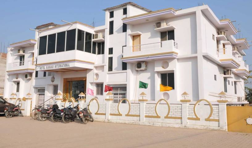 Hotel Kanako International Bodhgaya - Search available rooms and beds for hostel and hotel reservations in Bodh Gaya 2 photos