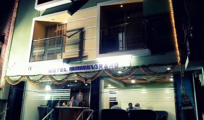 Hotel Kanha Grand - Search available rooms and beds for hostel and hotel reservations in Hyderabad 18 photos
