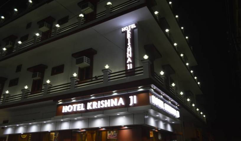 Hotel Krishna Ji - Search for free rooms and guaranteed low rates in Haridwar, excellent deals 12 photos