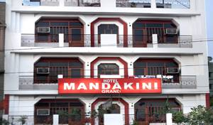 Hotel Mandakini Grand -  New Delhi, discount holidays in Delhi, India 6 photos