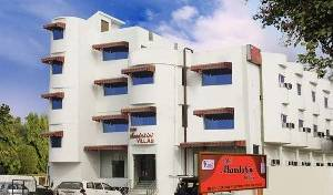 Hotel Mandakini Villas - Search available rooms and beds for hostel and hotel reservations in Agra 7 photos