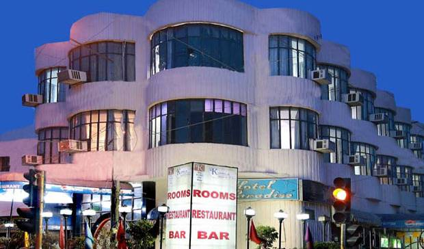 Hotel Paradise - Search for free rooms and guaranteed low rates in Kanpur, backpacker hostel 5 photos