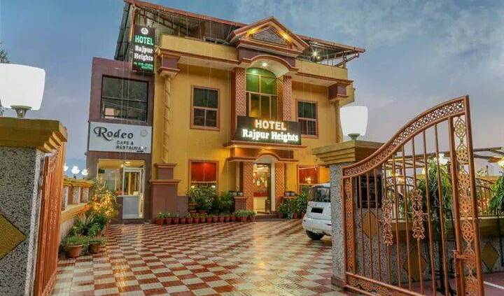 Hotel Rajpur Heights - Search available rooms and beds for hostel and hotel reservations in Dehra Dun 23 photos
