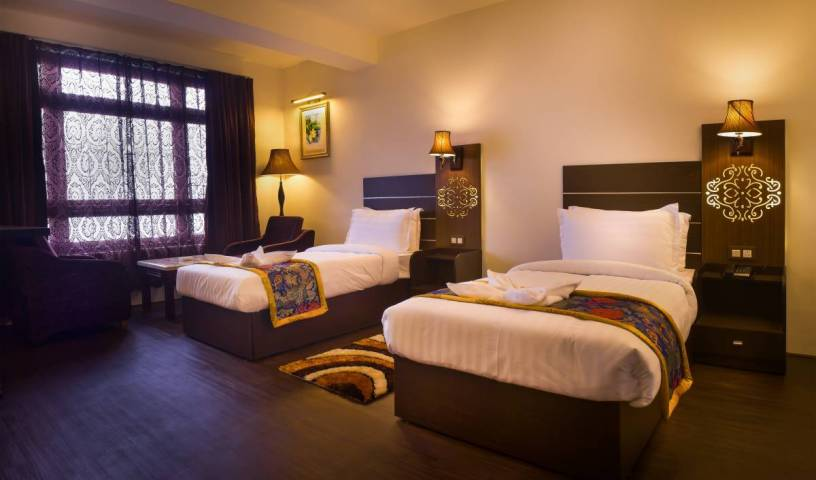Hotel Royal Orchid and Spa - Search available rooms and beds for hostel and hotel reservations in Gangtok 5 photos
