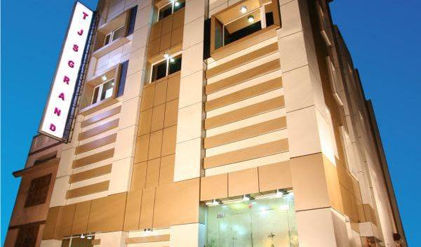 Hotel TJS Grand - Search available rooms and beds for hostel and hotel reservations in New Delhi 12 photos