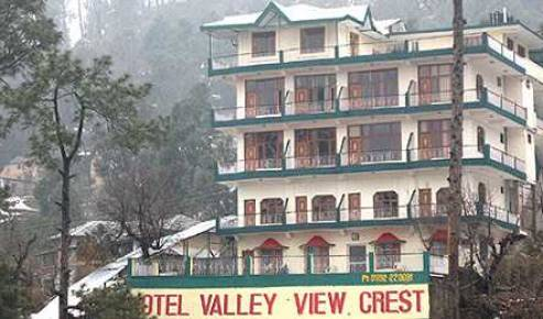 Hotel Valleyview Crest Dharamshala - Get cheap hostel rates and check availability in Kangra 23 photos