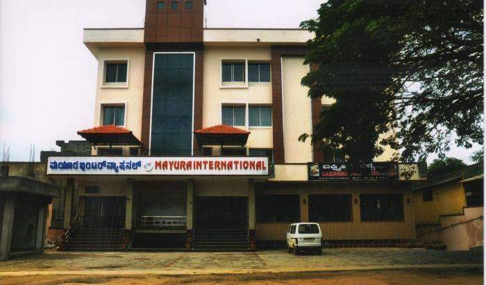 Mayura International - Get cheap hostel rates and check availability in Hassan 7 photos
