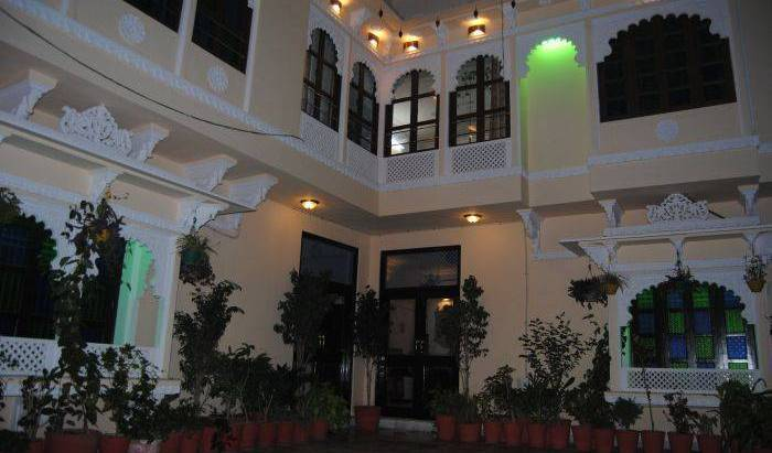 Mohan Vilas - Search for free rooms and guaranteed low rates in Udaipur 7 photos