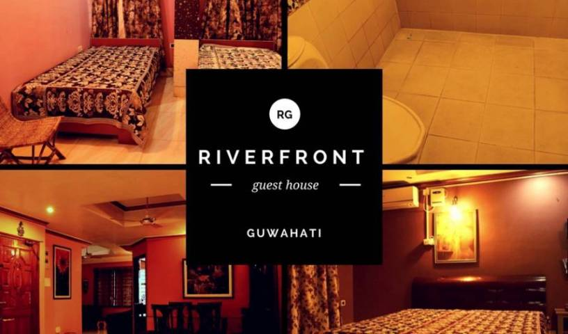 Riverfront Guest House - Search available rooms and beds for hostel and hotel reservations in Guwahati, youth hostel 14 photos