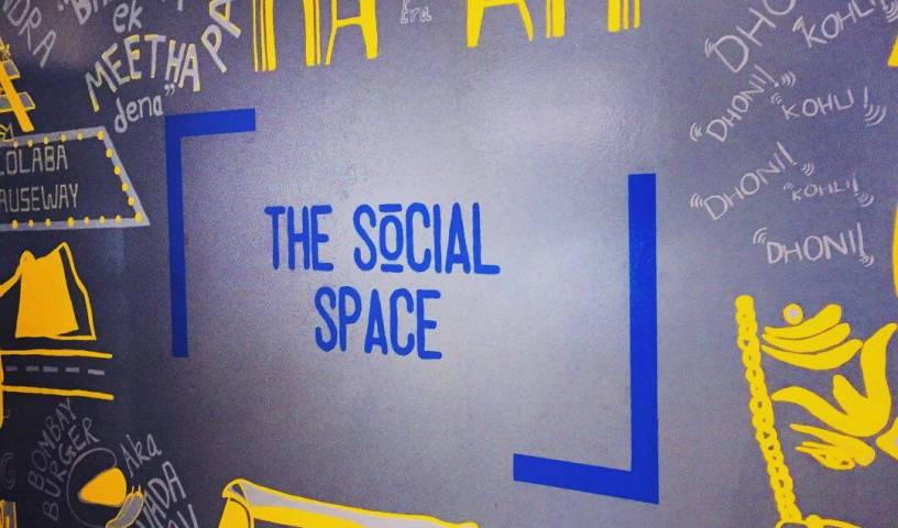 The Social Space - Get cheap hostel rates and check availability in Mumbai 30 photos