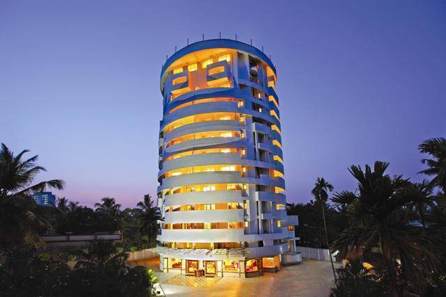 Emarald Hotel, Cochin, India, India hostels and hotels