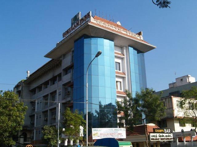 Gokulam Park, Chennai, India, India hostels and hotels