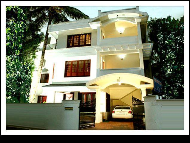Homested (Home Stay), Cochin, India, India bed and breakfasts and hotels