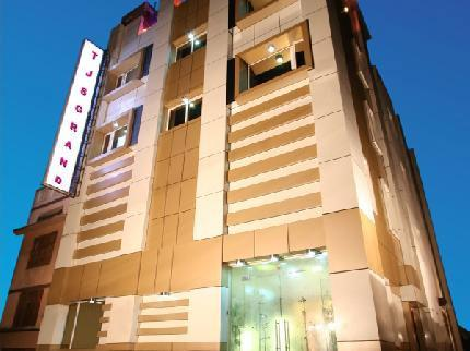 Hotel Amanda Tjs Grand, New Delhi, India, India hostels and hotels