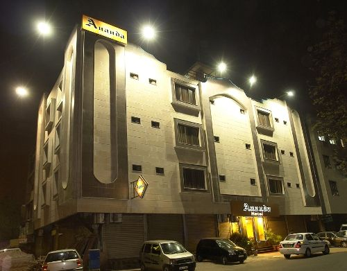 Hotel Ananda, Delhi, India, India Hostels und Hotels
