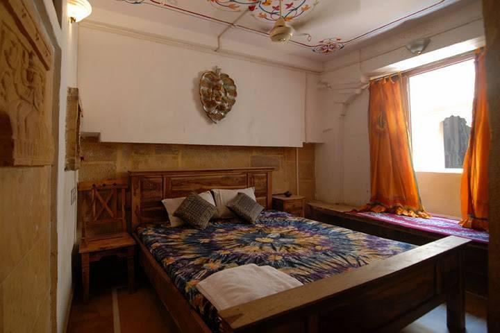 Hotel Deep Mahal, Jaisalmer, India, India hostels and hotels