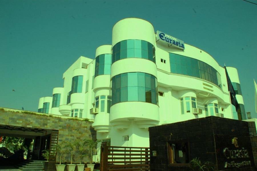 Hotel Eurasia, Jaipur, India, India hostela i hotela