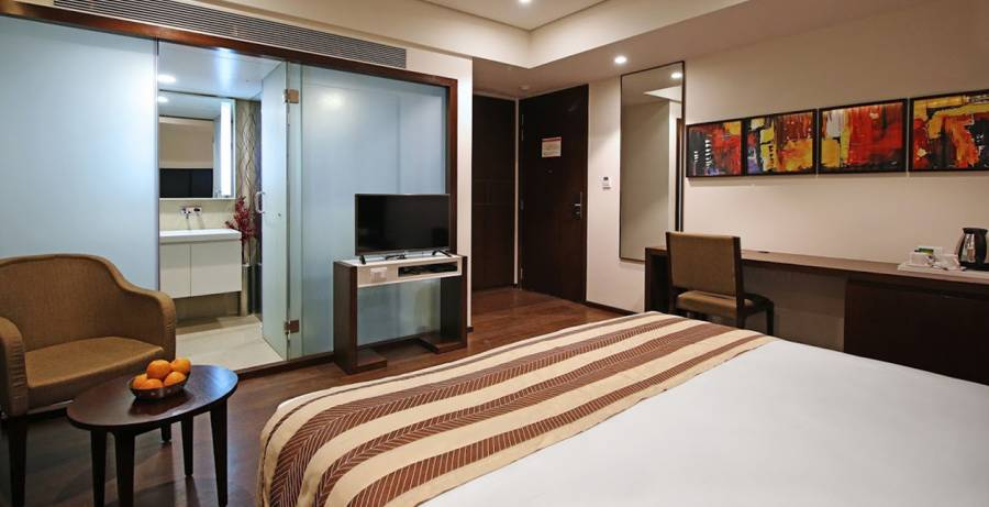 Hotel German Palace By Vinca, Gandhinagar, India, what is there to do?  Ask and book with us in Gandhinagar