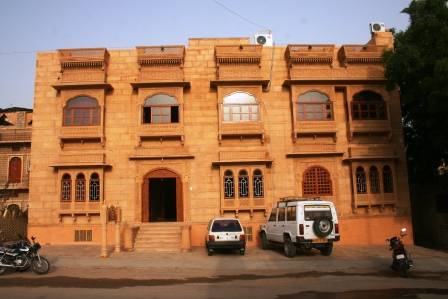 Hotel Gorakh Haveli, Jaisalmer, India, India hostels and hotels