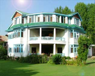 Hotel Green Acre, Srinagar, India, India bed and breakfasts and hotels