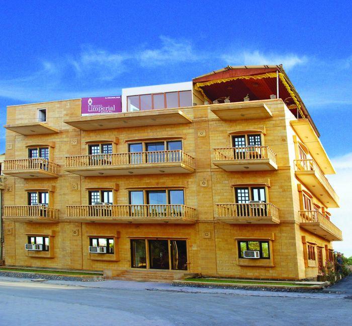 Hotel Imperial, Jaisalmer, India, India 旅馆和酒店