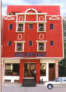 Hotel Ivory Palace, New Delhi, India, India hostels and hotels