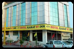 Hotel Karat 87 Inn, New Delhi, India, travel reviews and hostel recommendations in New Delhi