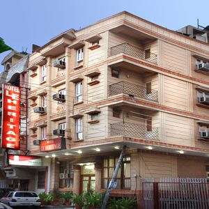 Hotel Le Heritage, Delhi, India, India hostels and hotels