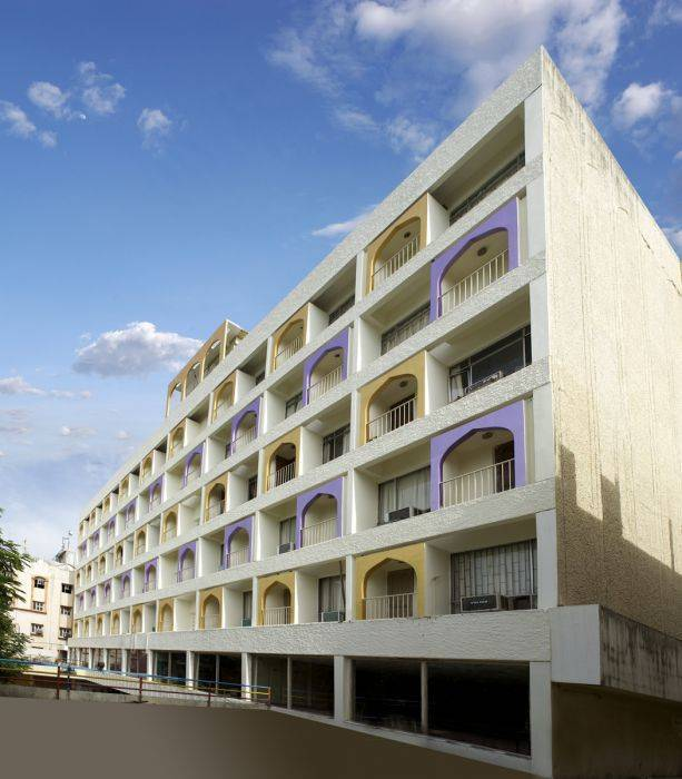 Hotel Mandakini Jaya International, Hyderabad, India, India hostels and hotels