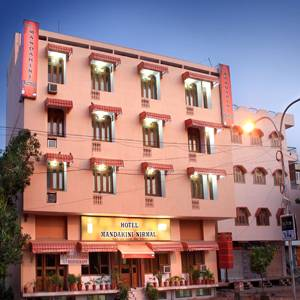 Hotel Mandakini Nirmal, Jaipur, India, India hostels and hotels
