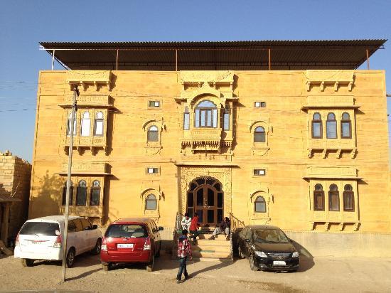 Hotel Marina Mahal, Jaisalmer, India, India hostels and hotels