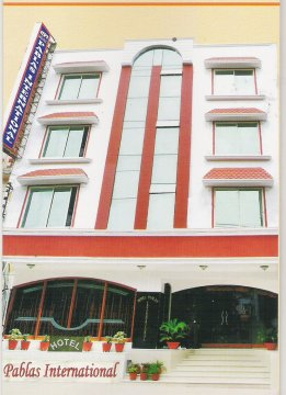 Hotel Pablas International, New Delhi, India, India hostels and hotels