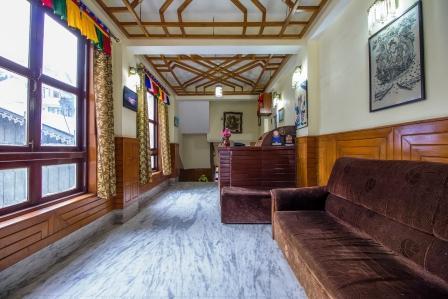 Hotel Potala, Gangtok, India, India hostels and hotels