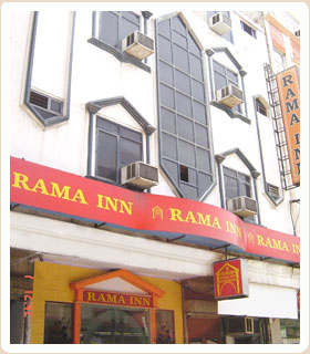 Hotel Rama Inn, New Delhi, India, India hostels and hotels
