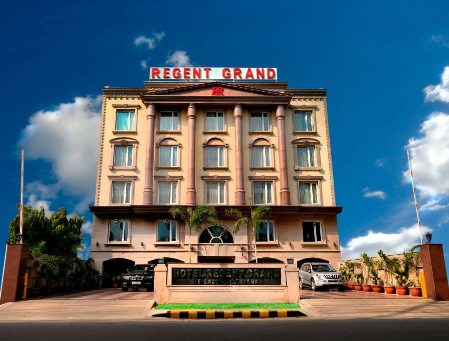 Hotel Regent Grand, Delhi, India, India hostels and hotels